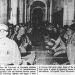 May, 1966 - Anti-Draft Sit-In, part 2
