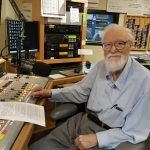 John W. Barker retires