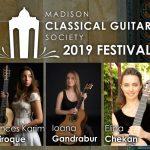 Madison Classical Guitar Festival Celebrates Women Musicians