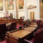State Senate Passes Bills, Confirms Secretary Nominations