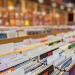 Harmony Bar Vintage Vinyl Sale
