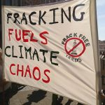Climate change fight begins with fracking