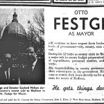 Madison in the Sixties - the only liberal elected mayor