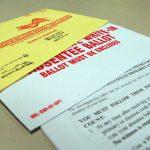 Vote by Mail Gains Ground