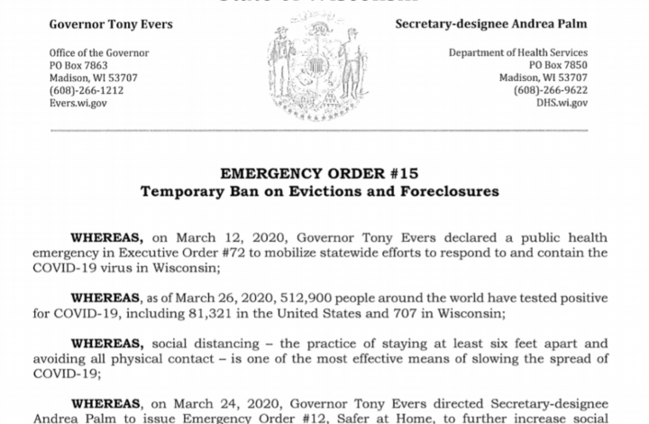 State moratorium on evictions expires