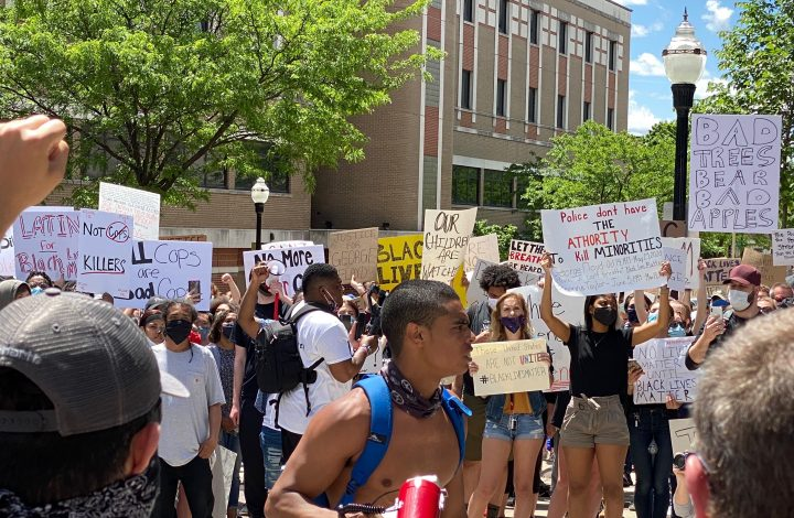 As Protests Against Police Brutality Continue, Governor Evers Voices Support of Legislation