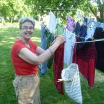 Wisconsin Getting Hotter: Episode 11 Solar Powered Clothes Dryer