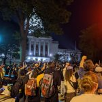 Impact Demand organizer Ayomi Obuseh on the future of Madison's protests