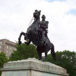 Statue destruction as a political statement