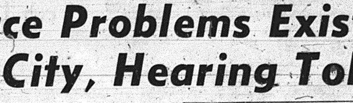 Madison, 1967 - Civil Rights