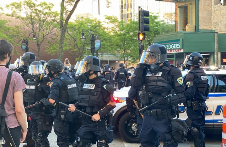 Madison Finance Committee approves police reform measures