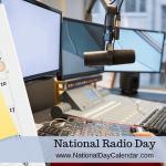 Happy World Radio Day!!