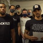 Milwaukee Bucks Strike during Playoff Game in Protest