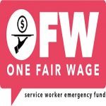 One Fair Wage battles for COVID relief for service workers