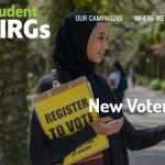 Recruiting student voters in a virtual world