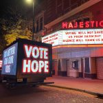 Jenny Holzer's Art Comes to Madison, with election twist