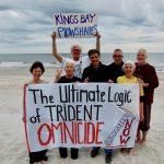 "4 of ""Kings Bay Plowshares 7"" to be sentenced this week"