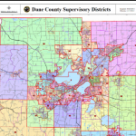 Non-partisan commission to redraw Dane County districts