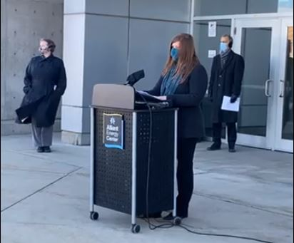 Conservative Group Sues Over Dane County Health Order