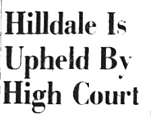 Madison, December 1960