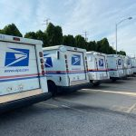Postal Volumes Surging With Holidays