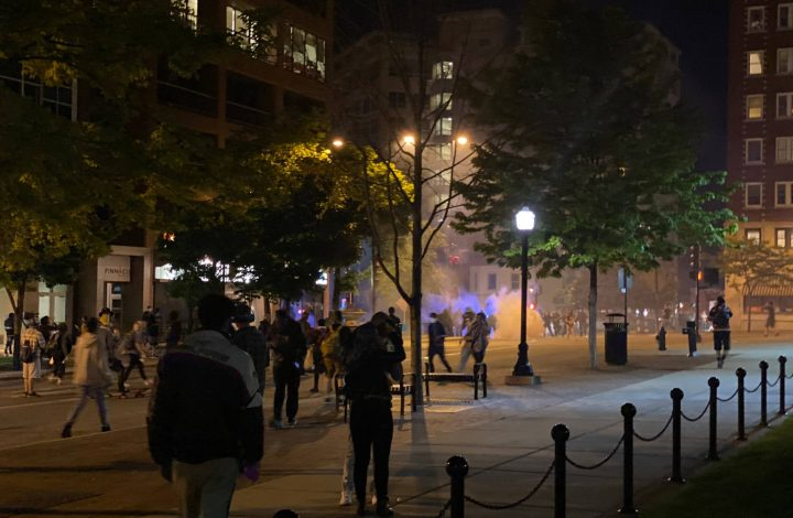 In 2020, MPD deployed chemical weapons in record amounts