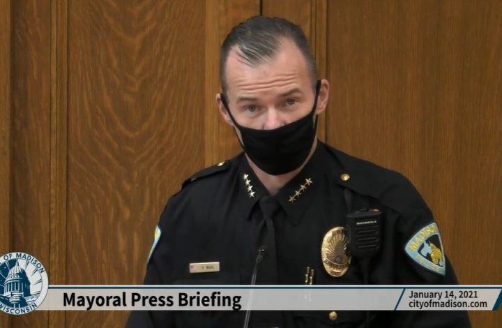 Madison Police Prepare for Potential Armed Protests