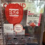 Naloxone Boxes Installed in Madison to Fight Overdoses