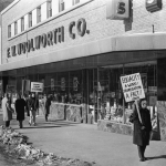Madison, Feb. 27, 1960 - Civil Rights comes to the Capitol Square