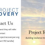 Project Recovery: Mental Health during a Pandemic