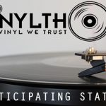 Tune In the 6th Annual Vinylthon!