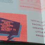 The Little Book Project WI weaves visual art, literary work, and public discourse
