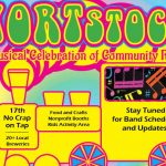 WORTstock in Warner Park Sept. 12