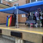 MMSD students rally for LGBT+ youth