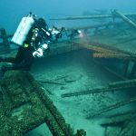 In the depths of Lake Michigan, ideal conditions preserve 200 years of Wisconsin's history