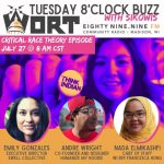 Sikowis and guests delve into Critical race theory on the buzz
